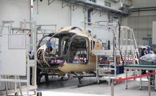 China's Airbus H135 final assembly line starts operations - Κεντρική Εικόνα