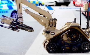 UK Ministry of Defence Exercises Option to Purchase T7 Explosive Ordnance Disposal Robots from L3Harris Technologies - Κεντρική Εικόνα