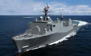 Huntington Ingalls Industries Awarded $1.47 Billion for Construction of U.S. Navy's First Flight II LPD - Κεντρική Εικόνα