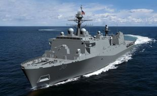 Huntington Ingalls Industries Awarded $1.47 Billion for Construction of U.S. Navy's First Flight II LPD - Κεντρική Εικόνα
