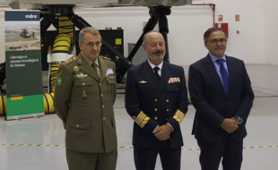 Indra provides the Spanish Army with the most advanced helicopter simulator in Europe - Κεντρική Εικόνα