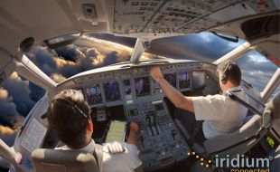Iridium and Thales Expand Partnership to Deliver Aircraft Connectivity Services - Κεντρική Εικόνα