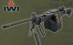 FIREARMS PUSH: India Orders more than 16,000 Israeli Negev Light Machineguns - Κεντρική Εικόνα
