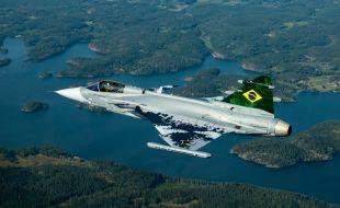 First Brazilian Gripen E Completes its First Flight - Κεντρική Εικόνα