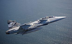 Gripen F Fighter Production Under way - Κεντρική Εικόνα