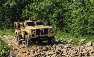 Oshkosh Awarded $803.9 Million JLTV Order for Army, Marine Corps, Air Force and Navy - Κεντρική Εικόνα