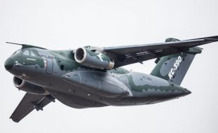 Embraer KC-390 Millennium airlifter successfully concludes airdrop testing campaign - Κεντρική Εικόνα