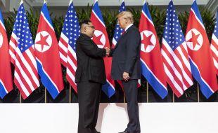Trump looks forward to new meeting with N.Korean Kim - Κεντρική Εικόνα