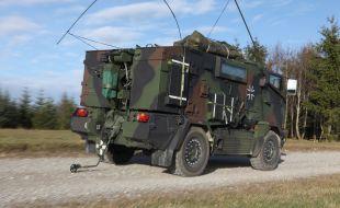 KMW will supply Mungo N/C Recce to the German Army - Κεντρική Εικόνα
