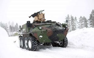 Contract to deliver Remote Weapons Stations to Denmark worth 270 MNOK - Κεντρική Εικόνα