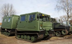 Milrem Signs Contract for the Latvian BV206 Maintenance - Κεντρική Εικόνα