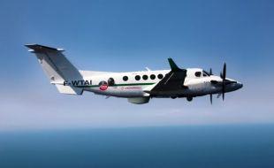 Surveillance-ready King Air 350ERs start maritime patrol duties following delivery by Leonardo - Κεντρική Εικόνα