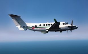 Surveillance-ready King Air 350ERs start maritime patrol duties following delivery by Leonardo - Κεντρική Εικόνα