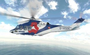Leonardo: Wiking signs 30 million euro contract for two AW139 helicopters to enhance offshore transport capabilities in Northern Europe - Κεντρική Εικόνα
