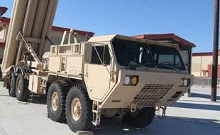 Leonardo DRS to integrate on-board vehicle power systems on THAAD vehicles - Κεντρική Εικόνα