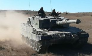 SDLE has been awarded the contract for maintenance of the Leopard 2A4 towers - Κεντρική Εικόνα