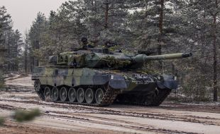 Elbit Systems Subsidiary, IMI Systems, Selected to Supply 120mm Tank Ammunition to the Finnish Army  - Κεντρική Εικόνα