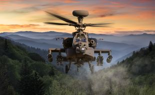 Lockheed Martin Modernized Turret Adds Performance, Operational Capabilities To The AH-64E Apache Helicopter - Κεντρική Εικόνα