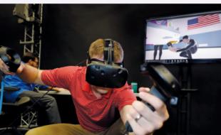 Lockheed Martin Uses Virtual Reality And 3D Printing To Reduce Injuries On The Job - Κεντρική Εικόνα
