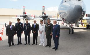 Hellenic Navy Receives First Modernized P-3 Orion Maritime Patrol Aircraft - Κεντρική Εικόνα