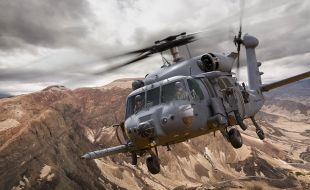 Sikorsky HH-60W Combat Rescue Helicopter Achieves First Flight - Κεντρική Εικόνα