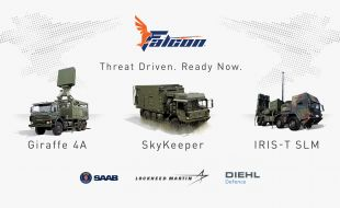 Lockheed Martin, Diehl and Saab Unveil Collaboration to Counter Emerging Short and Medium-Range Threats with Falcon Weapon System - Κεντρική Εικόνα