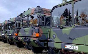 Rheinmetall books order for second lot of trucks - Κεντρική Εικόνα