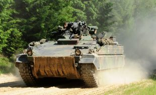 Rheinmetall books €110 million-contract to extend the service life of the Marder infantry fighting vehicle for the Bundeswehr - Κεντρική Εικόνα