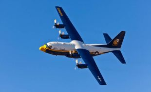 Marshall Aerospace and Defence Group awarded support contract for Blue Angels' 'Fat Albert' replacement - Κεντρική Εικόνα