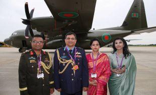 Marshall rolls out first Bangladesh Air Force C-130J - Κεντρική Εικόνα
