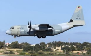 Marshall signs contract with U.S. Government for Kuwait Air Force KC-130J - Κεντρική Εικόνα