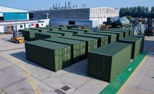 Marshall Aerospace and Defence Group dispatches first deployable containers for Netherlands Army - Κεντρική Εικόνα
