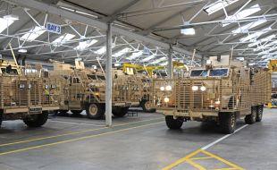 NP Aerospace Wins Major UK MoD Vehicle Contract - Κεντρική Εικόνα