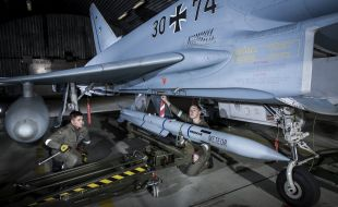 MBDA: Germany orders more Meteor missiles - Κεντρική Εικόνα