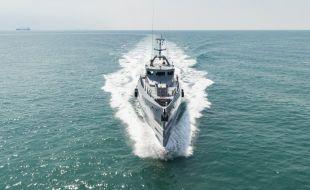 Three new Damen FCS Patrol Vessels for SR platforms achieve major milestones in a single week - Κεντρική Εικόνα