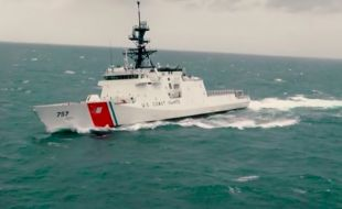 Huntington Ingalls Industries Successfully Completes Acceptance Trials For National Security Cutter Midgett - Κεντρική Εικόνα