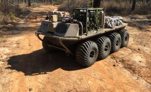 General Dynamics Land Systems–UK awarded contract to provide two Unmanned Ground Vehicles to the British Army - Κεντρική Εικόνα