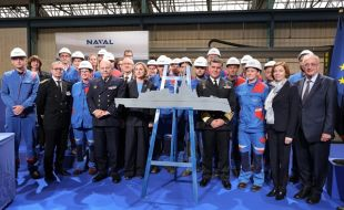 Naval Group launches the construction of the first digital frigate for the French Navy - Κεντρική Εικόνα
