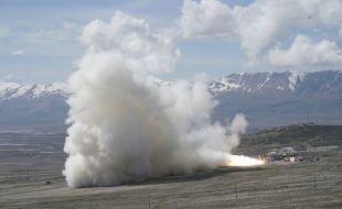 Northrop Grumman Successfully Completes Second Ground Test of New Rocket Motor for United Launch Alliance Atlas V - Κεντρική Εικόνα
