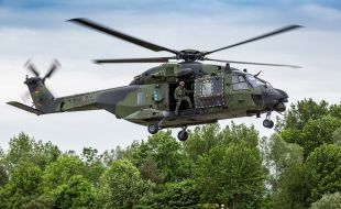 Airbus Helicopters and Elbe Flugzeugwerke take on maintenance activities for the Bundeswehr's NH90 fleet - Κεντρική Εικόνα
