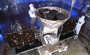 Northrop Grumman-Built and Operated Planet-Seeking Spacecraft Begins Multi-Year Mission - Κεντρική Εικόνα