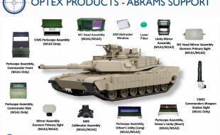 optex_systems_announces_1.0_million_order_for_m1_abrams_tank_support_1