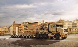 U.S. Army Selects Oshkosh Defense to Produce Semitrailer for the Heavy Equipment Transporter (HET) - Κεντρική Εικόνα