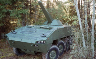 Patria and the U.S. Army entered into agreement for a feasibility study of Patria Nemo 120 mm mortar system - Κεντρική Εικόνα
