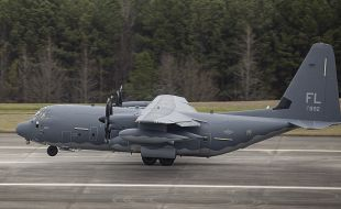 Lockheed Martin Delivers The U.S. Air Force Reserve's First HC-130J Combat King II - Κεντρική Εικόνα