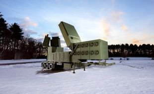 Raytheon completes first Lower Tier Air and Missile Defense Sensor radar antenna  - Κεντρική Εικόνα