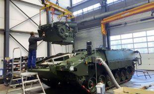 Rheinmetall awarded order package worth €54 million Materiel supply for the Puma infantry fighting vehicle - Κεντρική Εικόνα