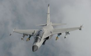 RAFAEL and Leonardo will supply the M-346FA with Rafael's Litening 5 and RecceLite systems - Κεντρική Εικόνα