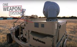Raytheon delivers first laser counter-UAS System to U.S. Air Force - Κεντρική Εικόνα