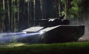 Raytheon Rheinmetall Land Systems submits bid for US Army combat vehicle competition - Κεντρική Εικόνα